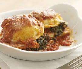 Last-Minute Lasagna