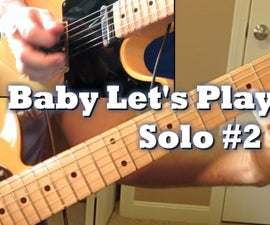 Baby Let's Play House Rockabilly Guitar Lesson