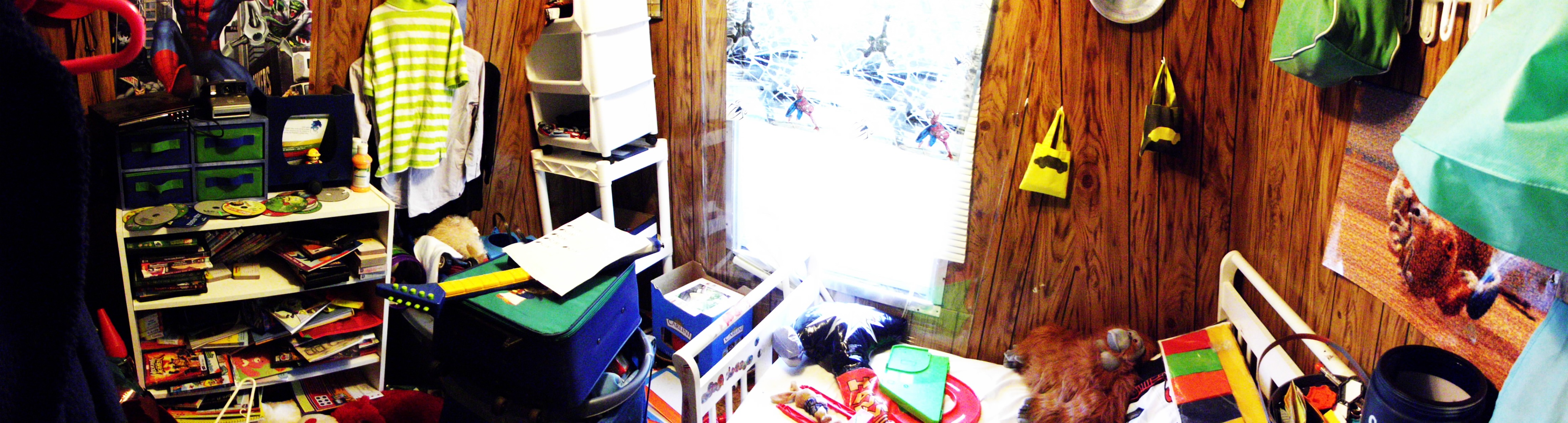 Picture of 6 Year Old's Room