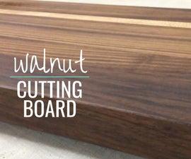 Massive Walnut Cutting Board