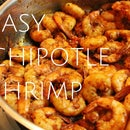 EASY CHIPOTLE SHRIMP