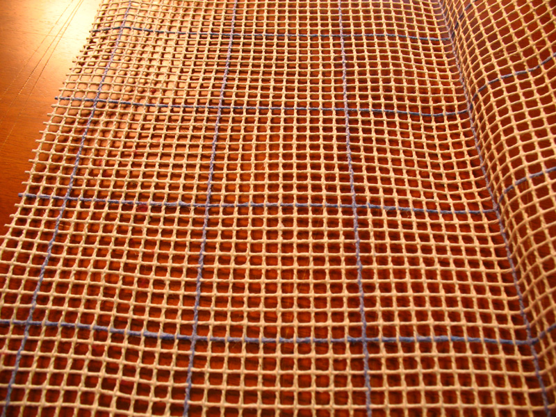 Picture of Make the Edges of the Rug