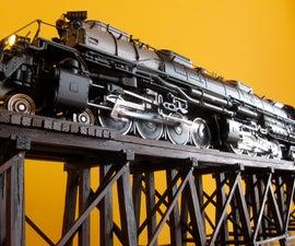 """Dyno"" for locomotives"