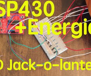 Make a Programmable LED Jack-o-lantern for Halloween!