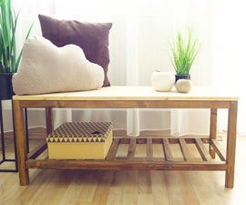 Bed Bench - VIDEO