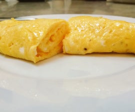 The Perfect French Omelette