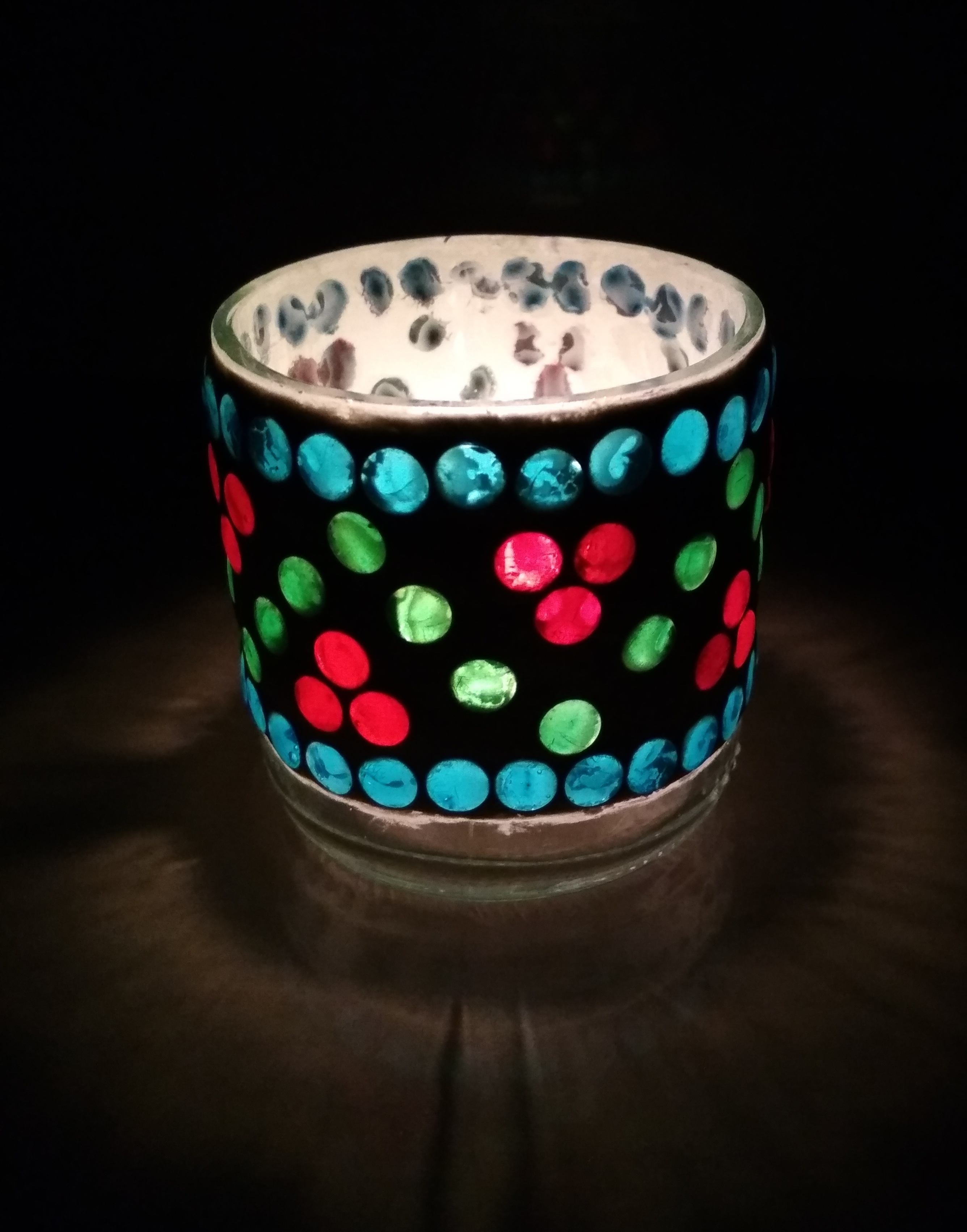 Picture of Mosaic Tea Light