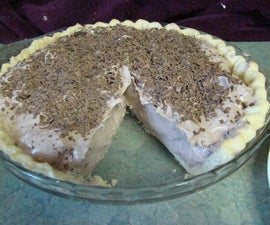 Mom's Chocolate Cream Pie