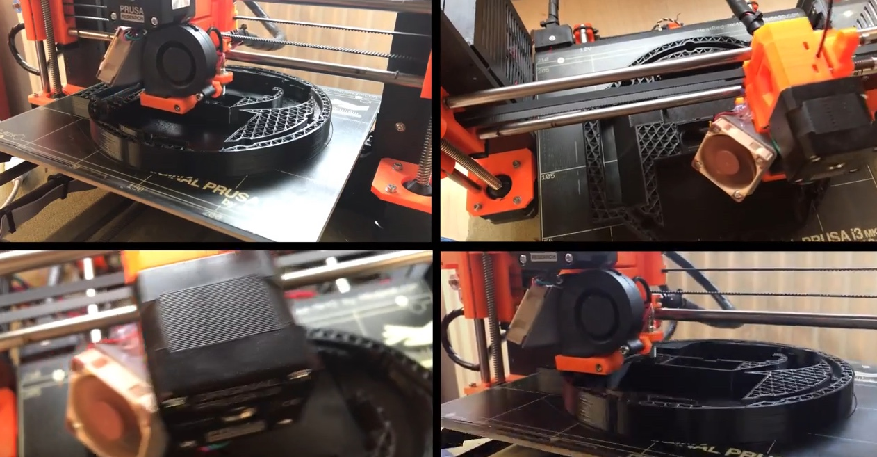 Picture of Printing the Main Base