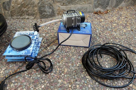 Connect Air Pump
