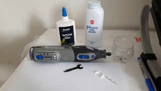 Making Plastic With Glue