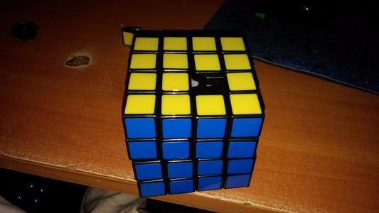 Rubik's Resolved