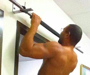 A DIY Chin Up Bar!