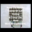 How to Maek Game of Life Using ATtiny13A and Mini Breadboard.