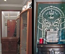 """Mirror Renovation: """"Gates of Moria"""""""