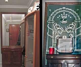 "Mirror Renovation: ""Gates of Moria"""