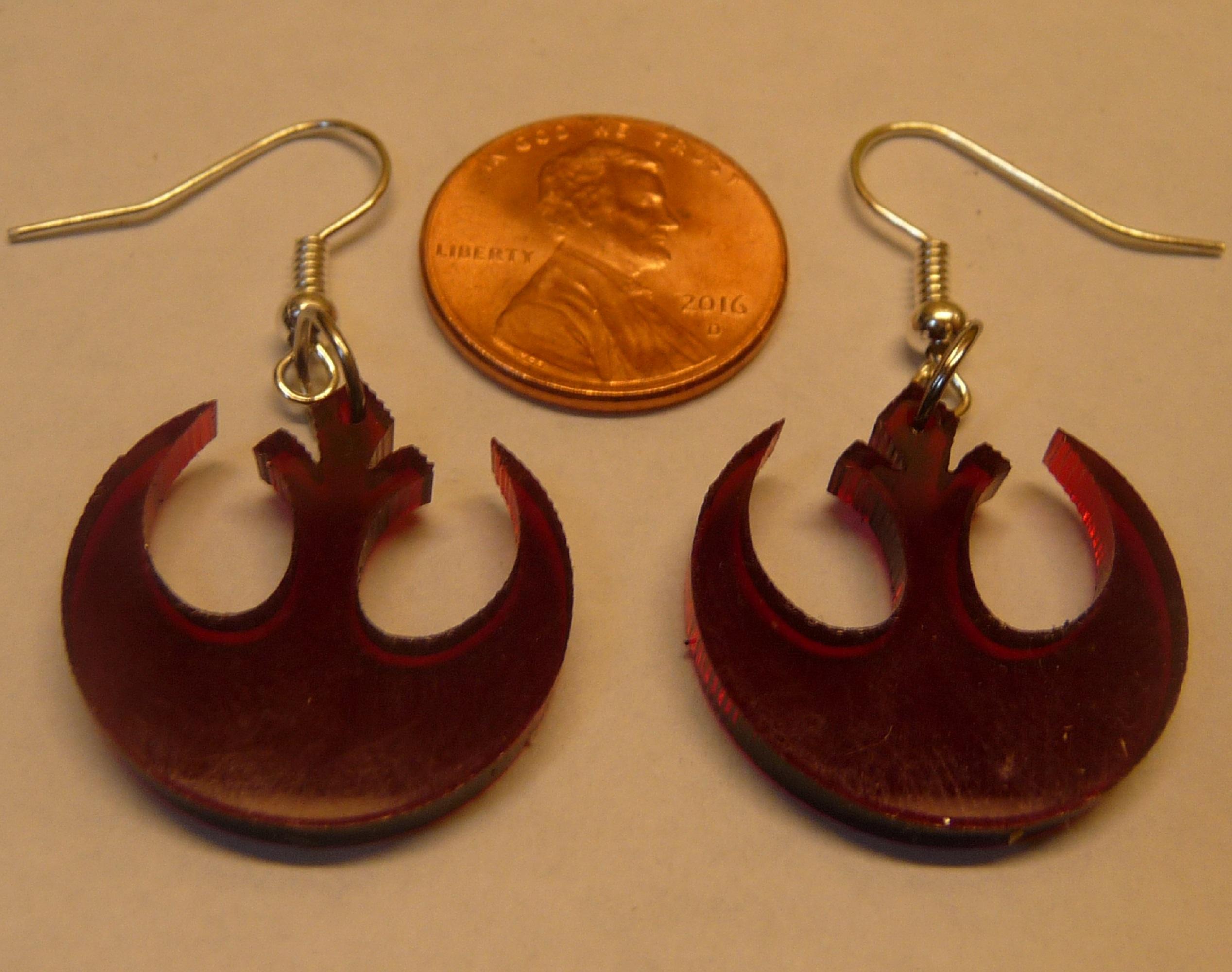 Picture of Rebel Alliance Earrings