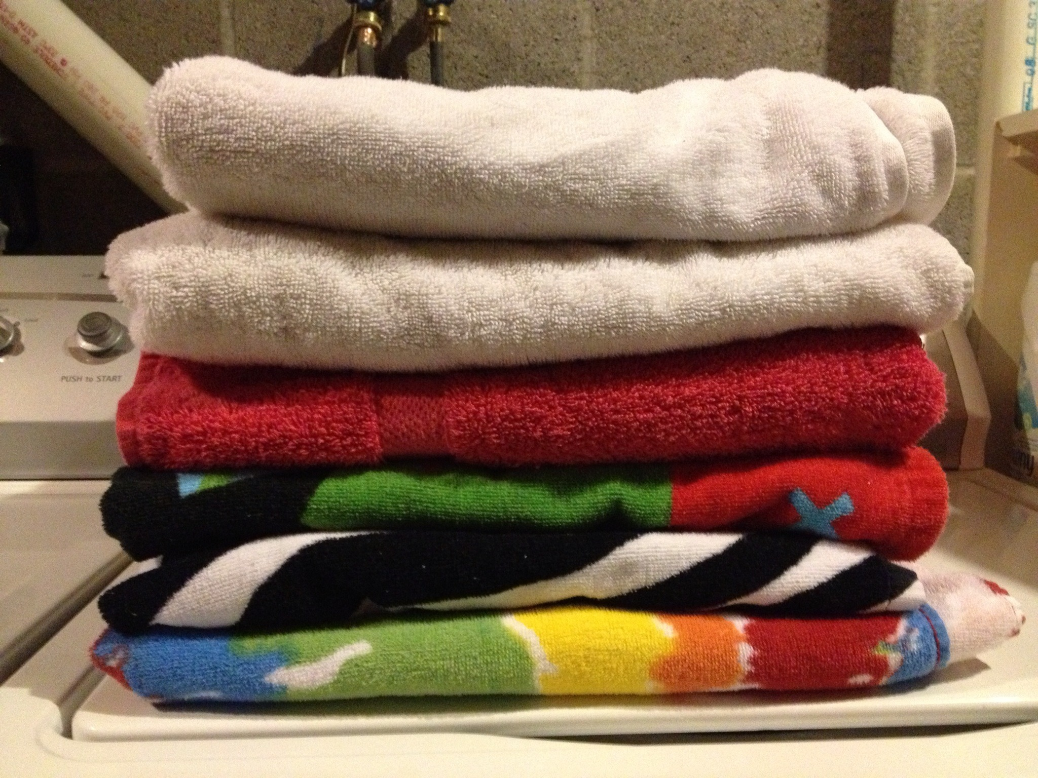Picture of Enjoy Fresh Towels Again!
