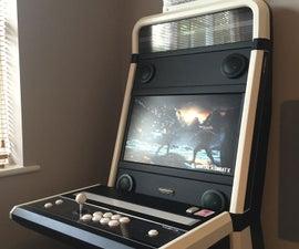 Vewlix 'Slim' Arcade Cabinet / Machine