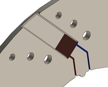Thermoelectric Generator Insert