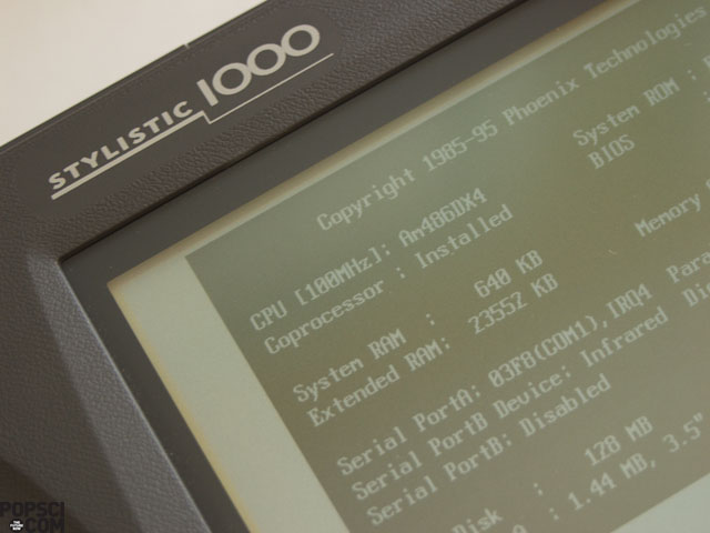 Picture of Buy a Fujitsu Stylistic 1000