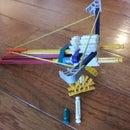 How to Make a Mini K'NEX Crossbow Turret