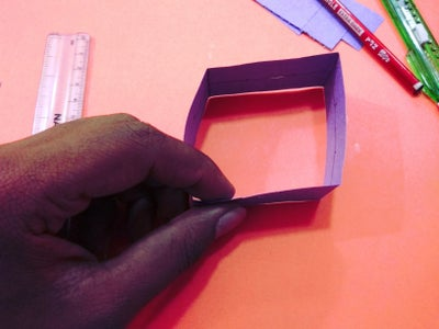 Forming a Hollow Square: