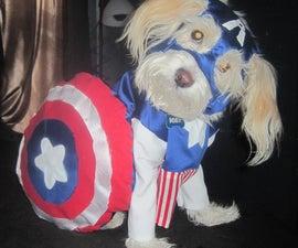 Iggy Wrigley as Captain America