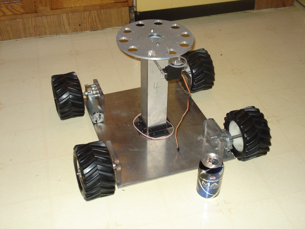 Picture of Attaching the Wheels