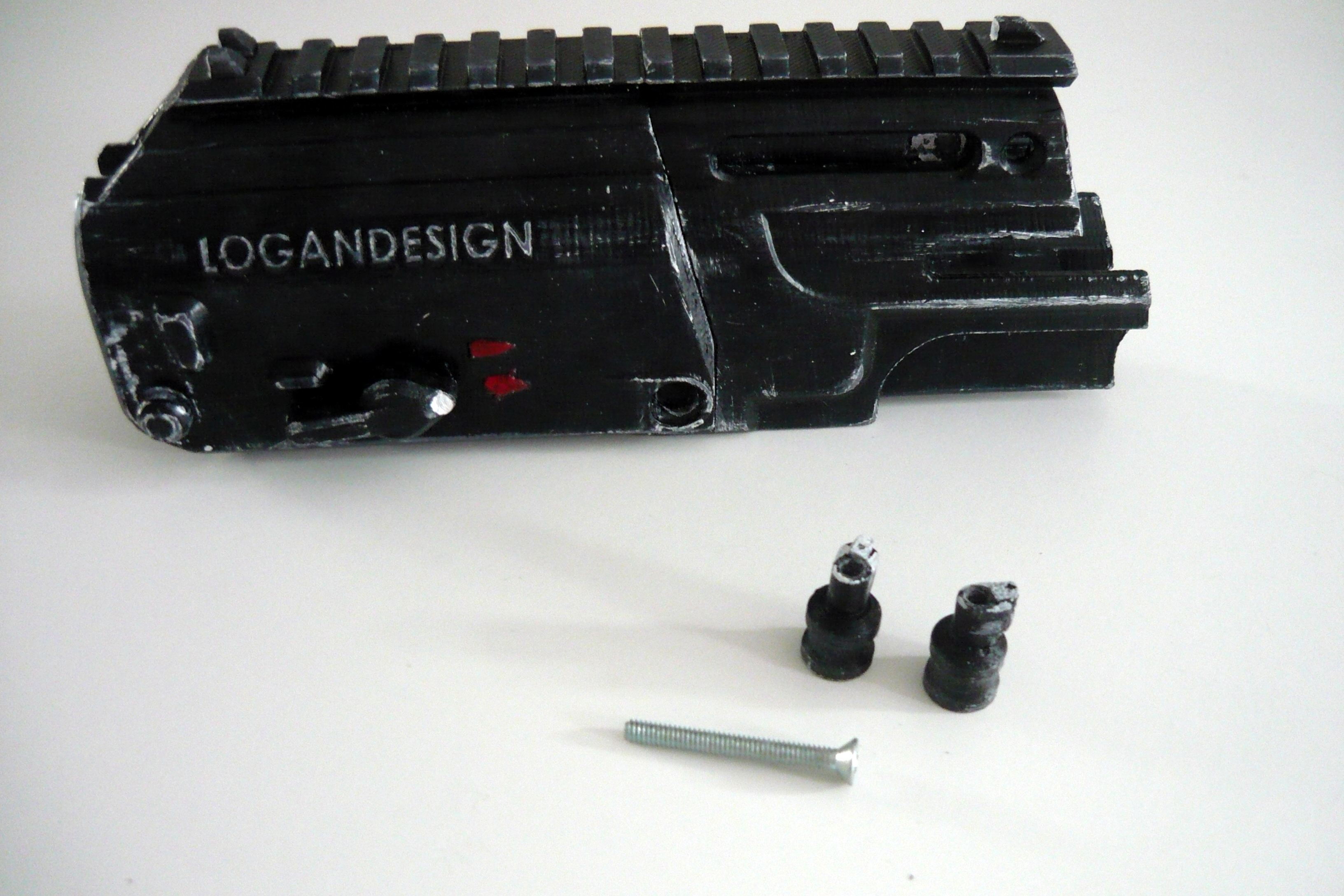 Picture of Assembly- Receiver