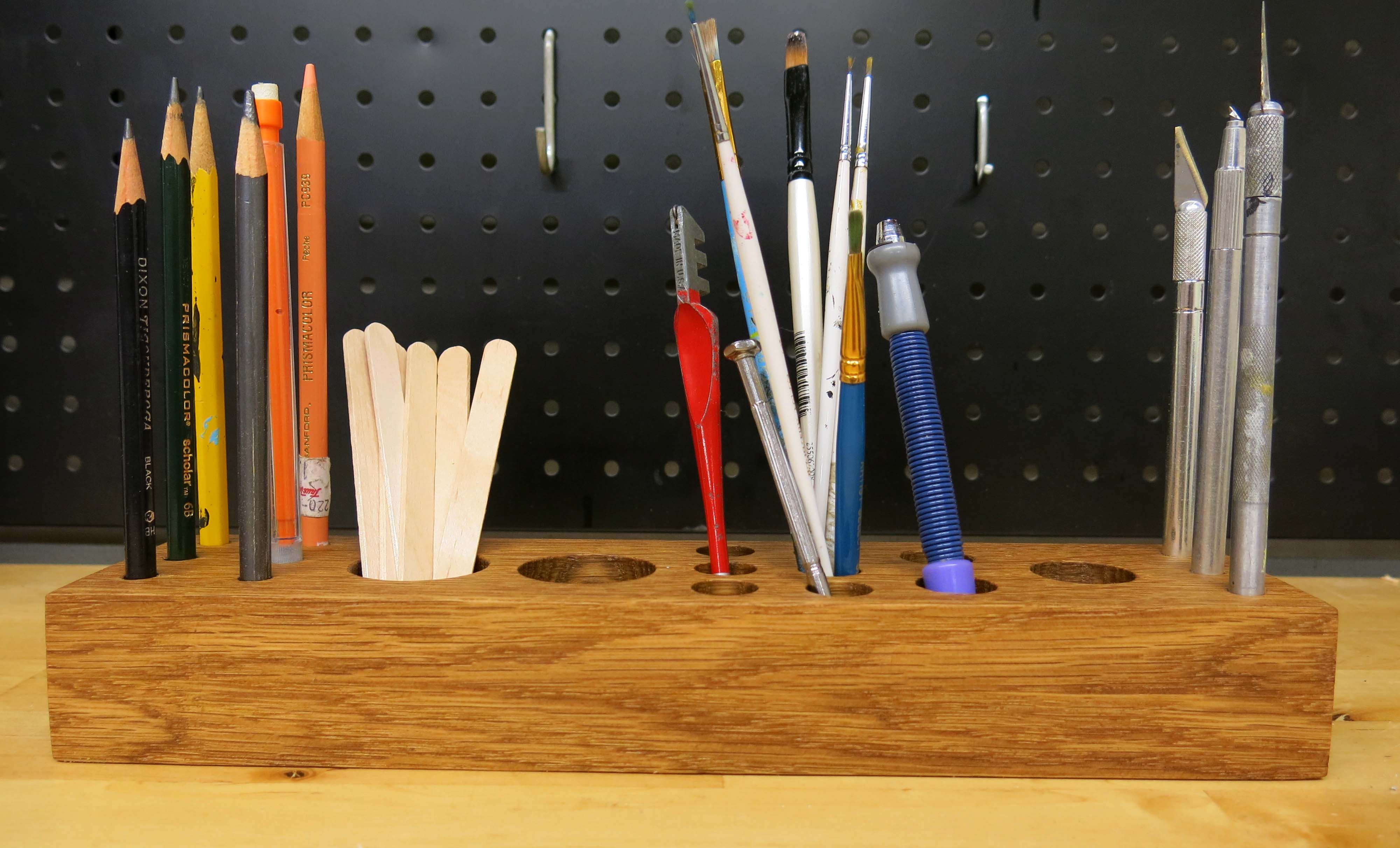 Picture of Wooden DIY Tool Organizer