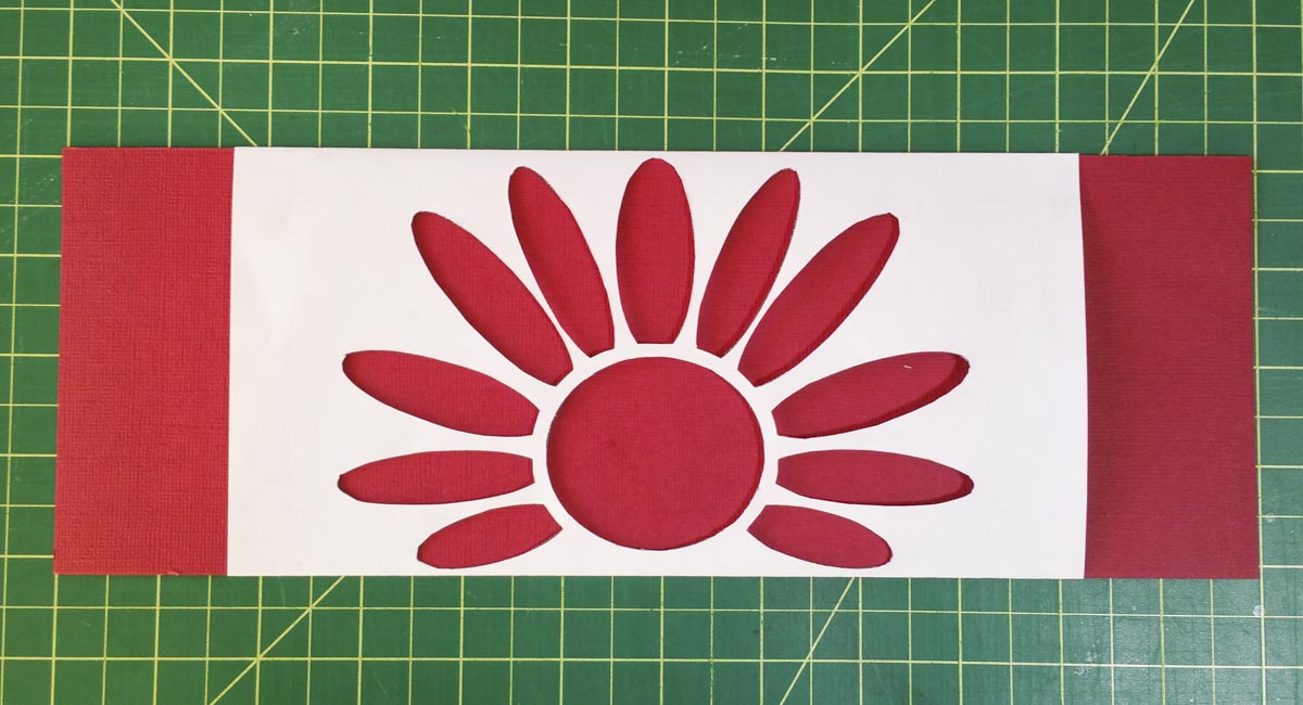 Picture of Cut Out and Glue Decorative Wrap