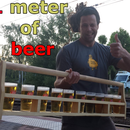 One Meter of Beer