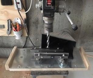 Improved Drill Centering Jig
