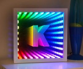 IKEA Infinity Mirror
