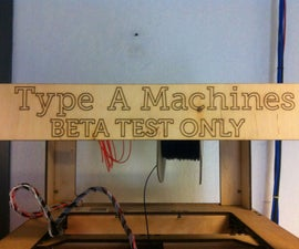 The Basics of 3D Printing on a Type a Series 1 Beta: Made at Techshop: San Francisco