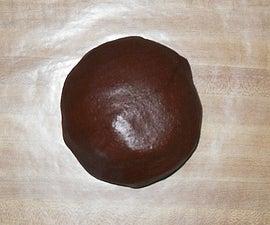 edible chocolate play dough