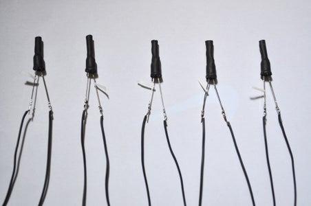 Prepare the Fiber Optic and Light Source