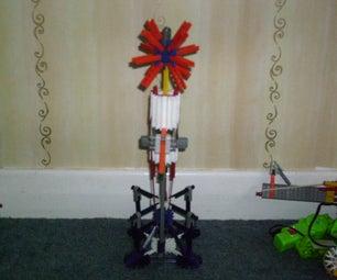 Cool Floor-Mounted Rocket Launcher