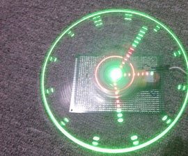 Arduino Shake LED Stick (video)