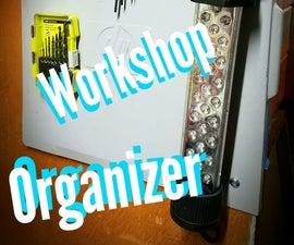 Magnetic Workshop Organizer