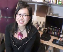 How to Sew with Conductive Thread with Diana Eng