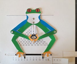 Calculating Frog: Make Your Own Mechanical Calculator (unpublished)