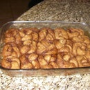 Holiday Cinnamon Knots  - healthy and yummy!