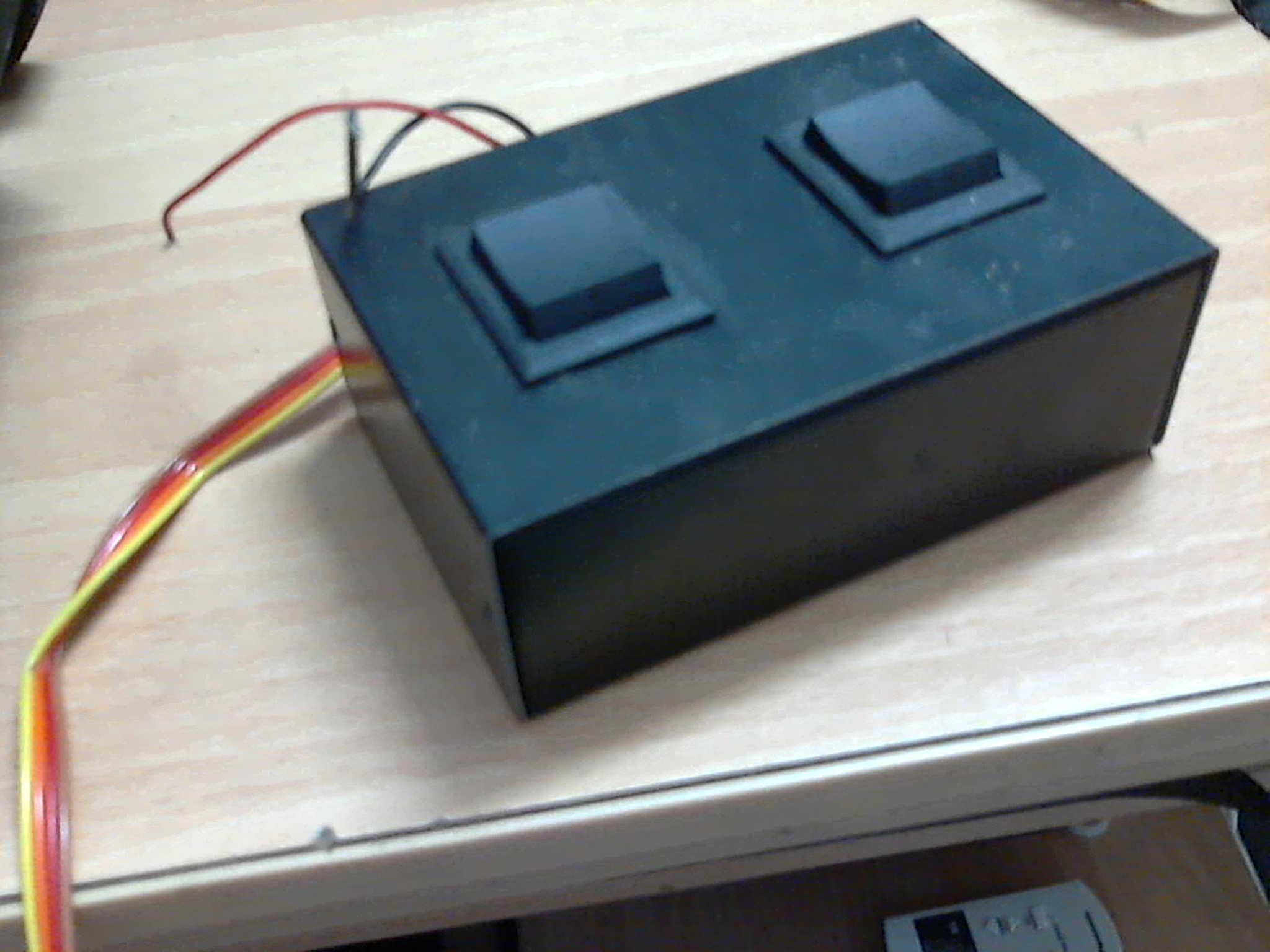 Picture of Wired Control Robot Manual
