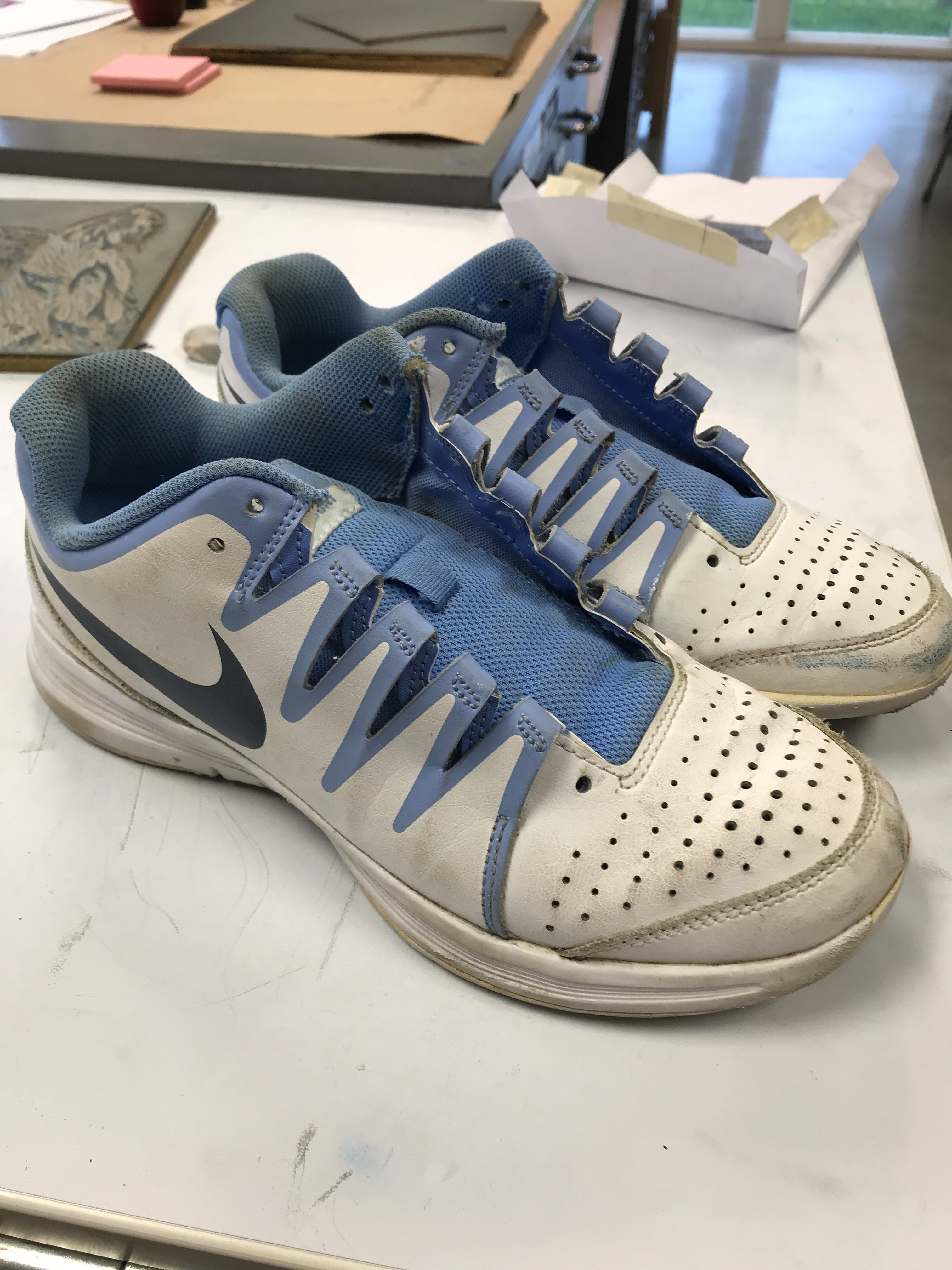 Picture of Find an Old Pair of Shoes