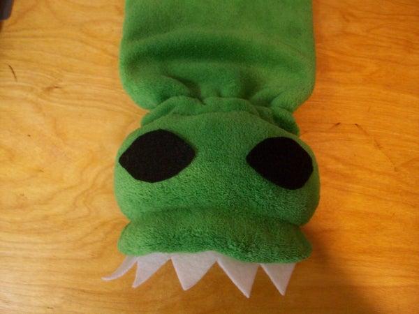 Carniverous Alien Legwarmers
