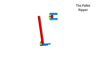 $8 Rebar Pallet Ripper