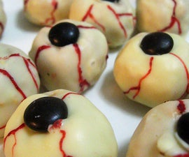 6 Terrifying Treats For Your Halloween Party.