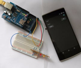 Control Arduino Using Android App